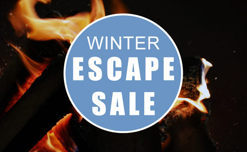 Winter Escape Sale