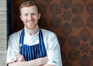 Michael Hartnell - Executive Chef