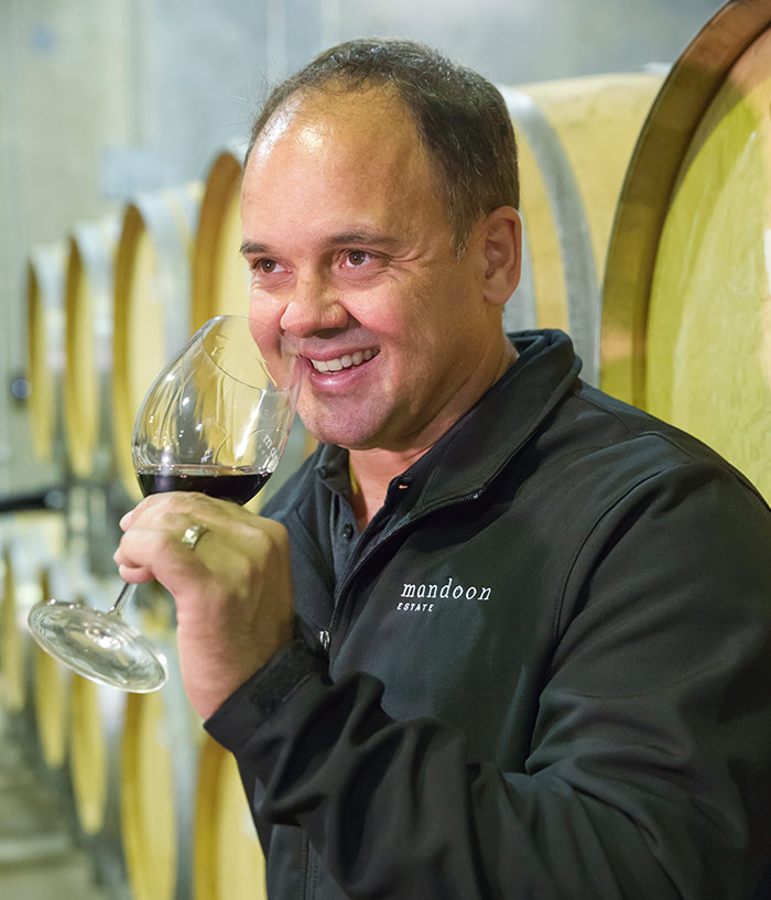 Ryan Sudano - Senior Winemaker